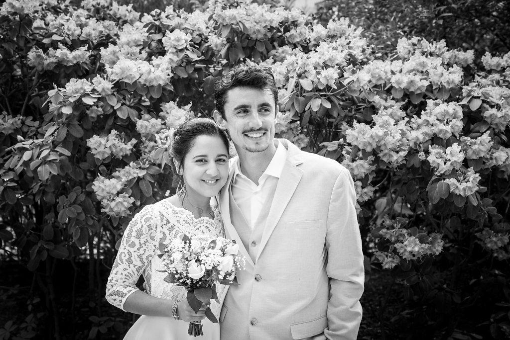 2017 - Yasmine & Xavier